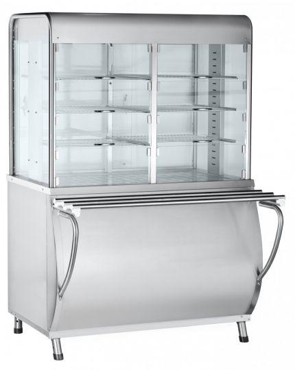 Прилавок-витрина тепловой ПВТ-70М