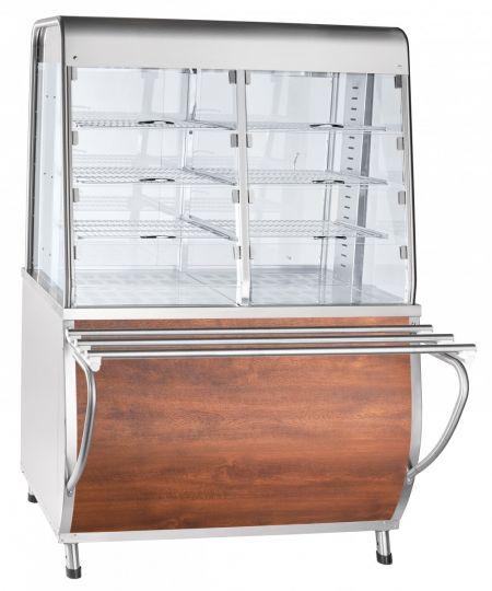 Прилавок-витрина тепловой ПВТ-70Т