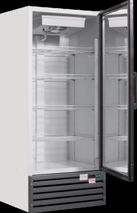 Холодильный шкаф Optima crystal 5V